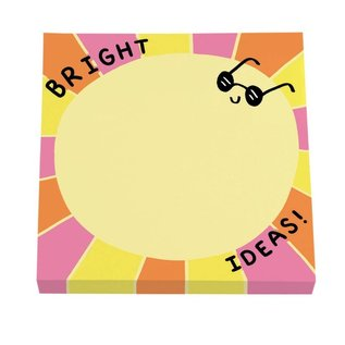 Ohh Deer Bright Ideas Sticky Notes