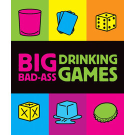 Perseus Books Group Big Bad Ass Drinking Games