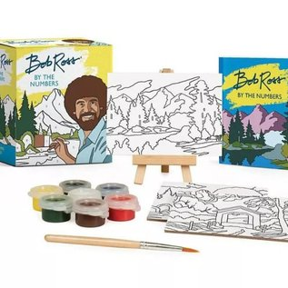 Perseus Books Group Bob Ross By The Numbers