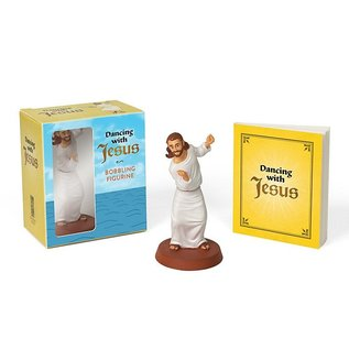 Perseus Books Group Dancing with Jesus: Bobbling Figurine