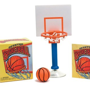 Perseus Books Group Desktop Basketball