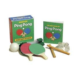 Perseus Books Group Desktop Ping Pong