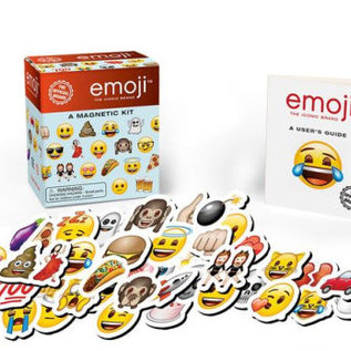 Perseus Books Group Emoji Magnetic Mini Kit
