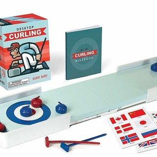 Perseus Books Group Desktop Curling