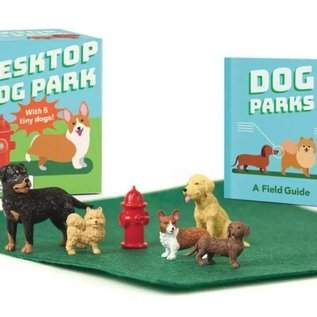 Hachette Book Group Desktop Dog Park
