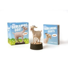 Perseus Books Group Mini Screaming Goat
