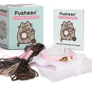 Perseus Books Group Pusheen Cross-Stitch Kit