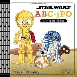Perseus Books Group Star Wars: ABC-3PO Board Book