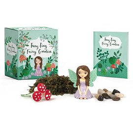 Perseus Books Group DNR Teeny-Tiny Fairy Garden