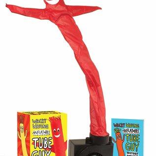 Perseus Books Group Wacky Waving Inflatable Tube Guy Mini Kit