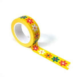 Smarty Pants Paper Daisy Washi Tape