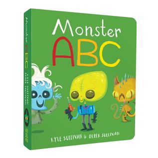 Hazy Dell Press Monster ABC