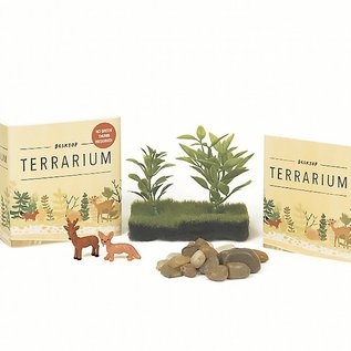 Perseus Books Group Desktop Terrarium