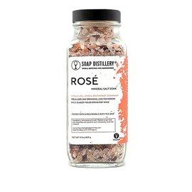 Soap Distillery Rosé Salt Soak