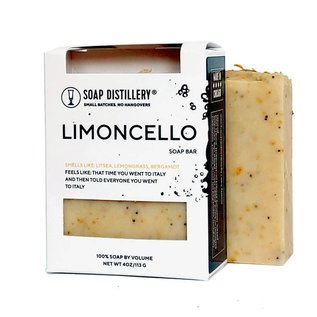 Soap Distillery Limoncello Soap