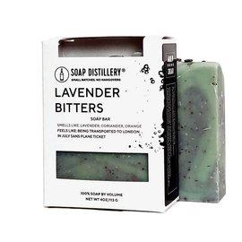 Soap Distillery Lavender Bitters Soap