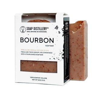 Soap Distillery Bourbon Soap Bar