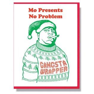 Smitten Kitten Holiday Card - Mo Presents Biggie