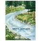 Yardia Birthday Card - Fishing