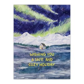 Yardia Holiday Card - Safe and Cozy