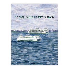 Yardia Love Card - Ferry Much