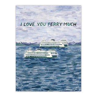 Yardia Love Card - Ferry Much