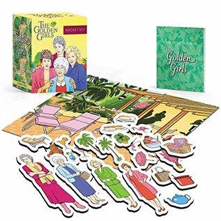 Perseus Books Group Golden Girls Magnet Set