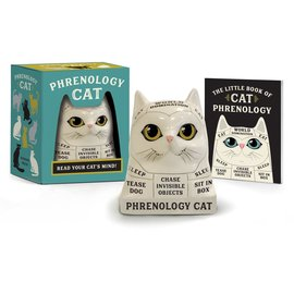 Hachette Book Group Phrenology Cat