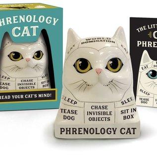 Hachette Book Group Phrenology Cat