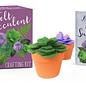Perseus Books Group Little Felt Succulent Crafting Mini Kit