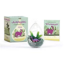Hachette Book Group Jurassic Terrarium