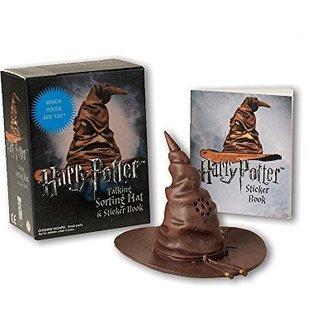 Perseus Books Group Harry Potter: Sorting Hat & Sticker Book