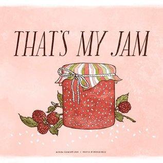 Frida Clements That's My Jam Print