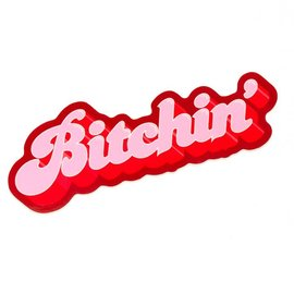 Smarty Pants Paper Bitchin' Sticker