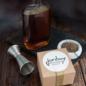 Jonboy Caramels 4oz Caramel Box - Whiskey & Smoked Salt