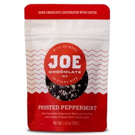 Joe Chocolate Co. Frosted Peppermint Bark Mini Bag