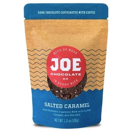 Joe Chocolate Co. Salted Caramel Bark Mini Bag