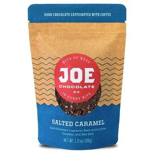 Joe Chocolate Co. Salted Caramel Bark Mini Bag