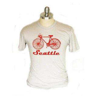 Little Orange Room Seattle Adult Bike Tee