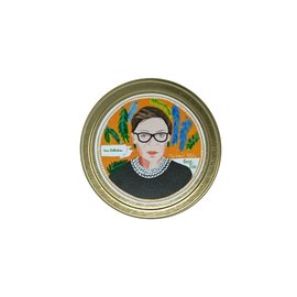 Kin & Care Ruth Bader Ginsberg Icon Candle