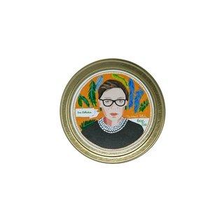 Kin & Care Ruth Bader Ginsberg Icon Candle