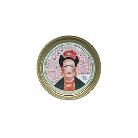 Kin & Care Frida Kahlo Icon Candle