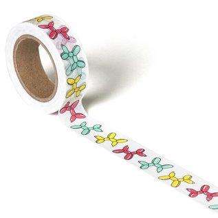 Smarty Pants Paper Balloon Dog Washi Tape