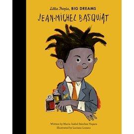 Quarto Group Little People, Big Dreams: Jean-Michel Basquiat