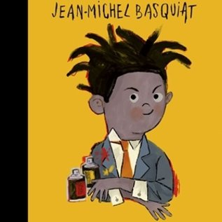 Quarto Group Little People, Big Dreams: Jean-Michel Basquiat
