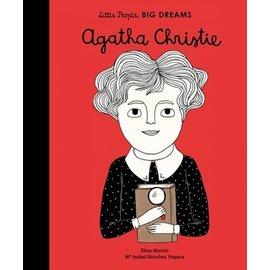 Quarto Group Little People, Big Dreams: Agatha Christie