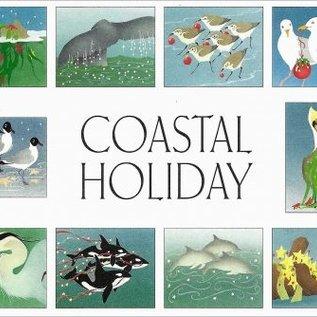 Crane Creek Graphics Coastal Holiday Notes