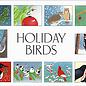 Crane Creek Graphics Holiday Birds Boxed Notes