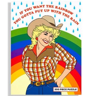 The Found Dolly Parton Puzzle