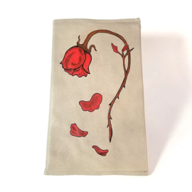 Jasmine Gil Wilted Rose Journal